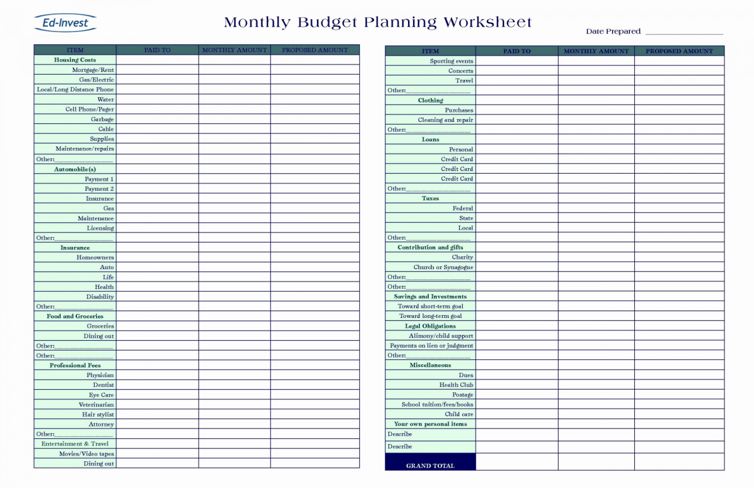 Small Business Budget Template Excel 2018 Excel Spreadsheet For In Small Business Budget Templates