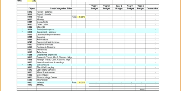 Small Business Budget Template Free Download Free Downloads Bud With Small Business Budget Templates