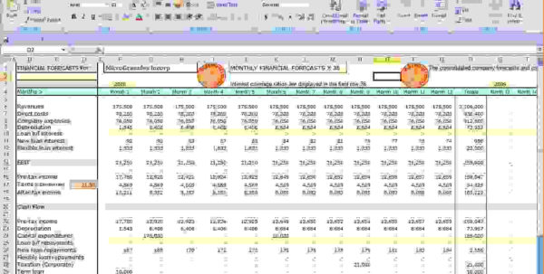 Small Business Cash Flow Projection Free Template | Papillon Northwan Inside Business Cash Flow Spreadsheet Business Cash Flow Spreadsheet Spreadsheet Software