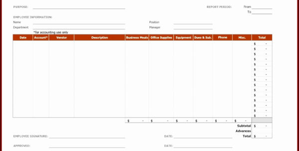 Small Business Expense Report Template Excel Lovely Excel Medical In Small Business Monthly Expense Template