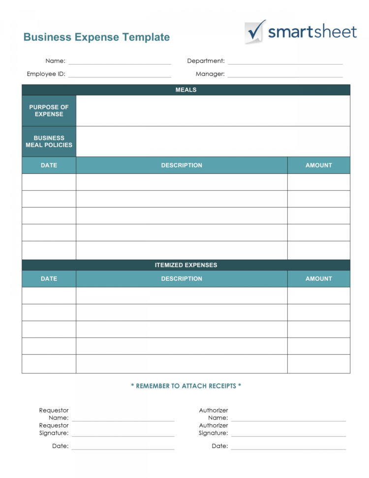 Small Business Expense Template Save Free Expense Report Templates For Expense Report Spreadsheet