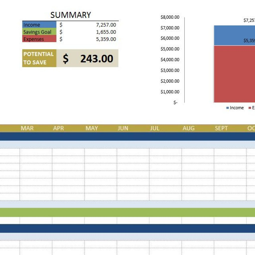 Small Business Expense Tracker Excel Template Sample Words Business For Business Expense Tracker Excel