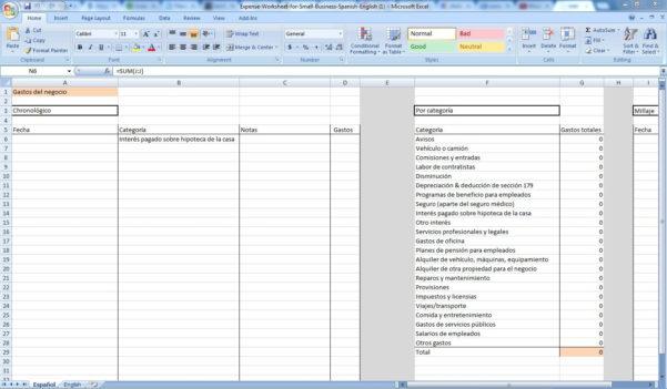 Small Business Expense Tracking Spreadsheet Laobingkaisuo Intended Inside Spreadsheet Template For Small Business Expenses
