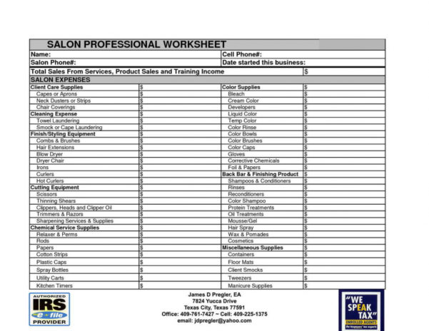 Small Business Expenses Spreadsheet Free Budget Template Tracking And Small Business Expenses Worksheet