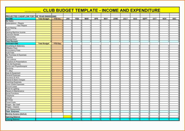Small Business Income And Expenses Spreadsheet 25 New Daily In E Intended For Income Expense Spreadsheet For Small Business