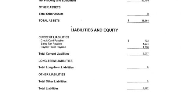 Small Business Income Statement Example   Resourcesaver In Income Statement Template For Small Business