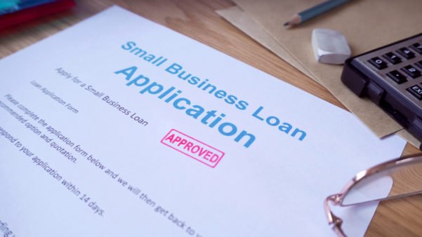 Small Business Loan Application Form Is Approved, Start Up With Apply For Small Business