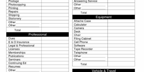 Small Business Tax Deductions Worksheet Elegant Tax Organizer With Small Business Tax Spreadsheet