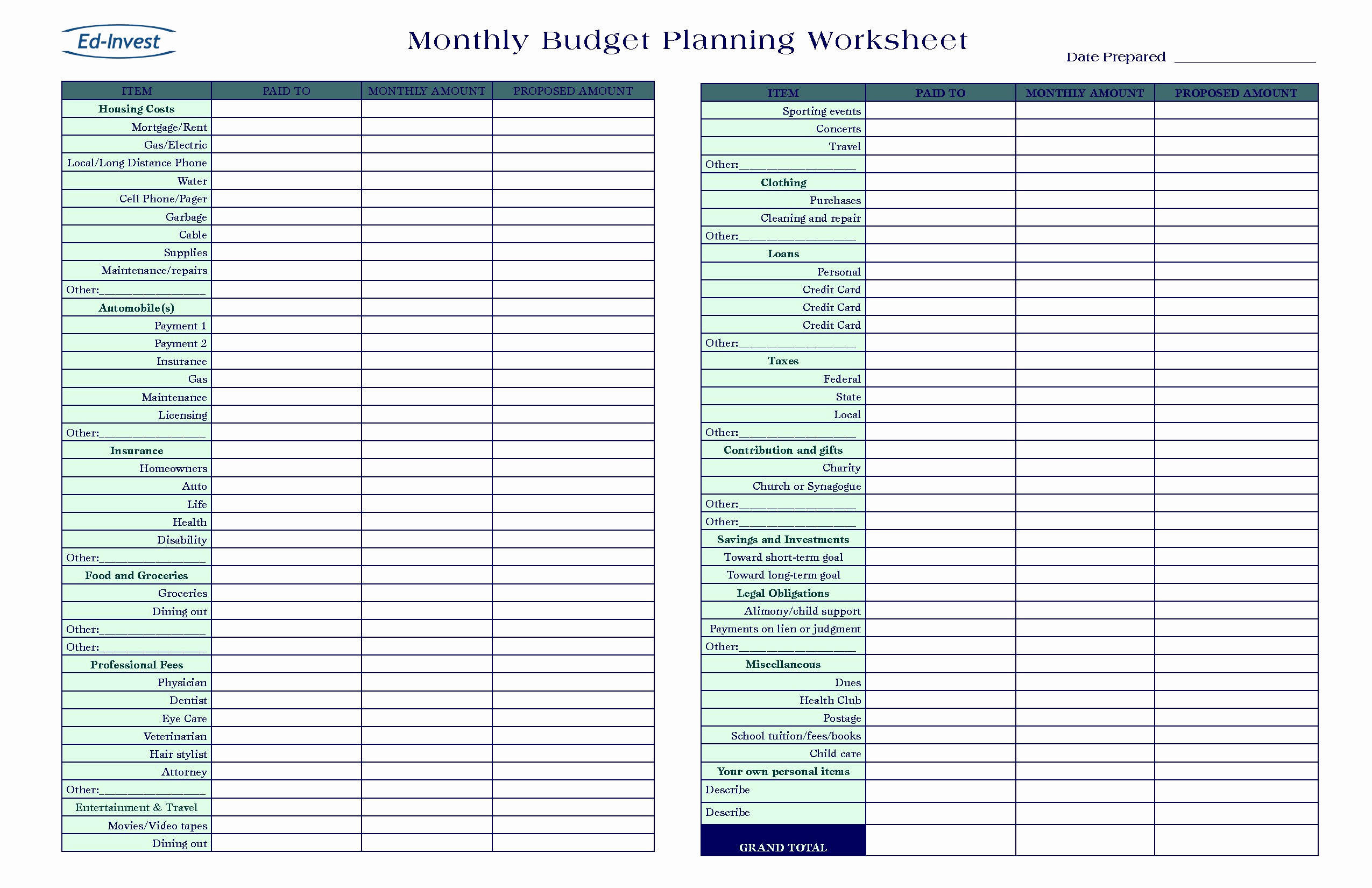 Small Business Tax Spreadsheet Template Free Downloads Spreadsheets Throughout Lawn Care Business Expenses Spreadsheet