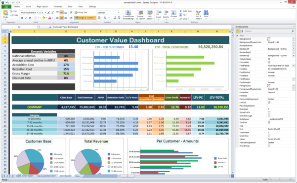 Spread Spreadsheets   Visual Studio Marketplace Intended For Components Of A Spreadsheet