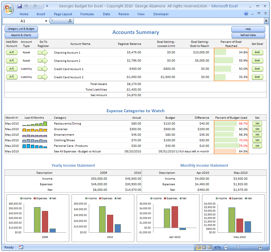 Spreadsheet Dashboard On Spreadsheet Software Database Vs With Spreadsheet Database Software
