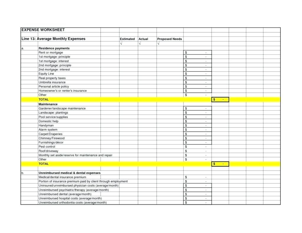Spreadsheet Example Of Excel For Small Business Income And Expenses In Business Income Spreadsheet Template