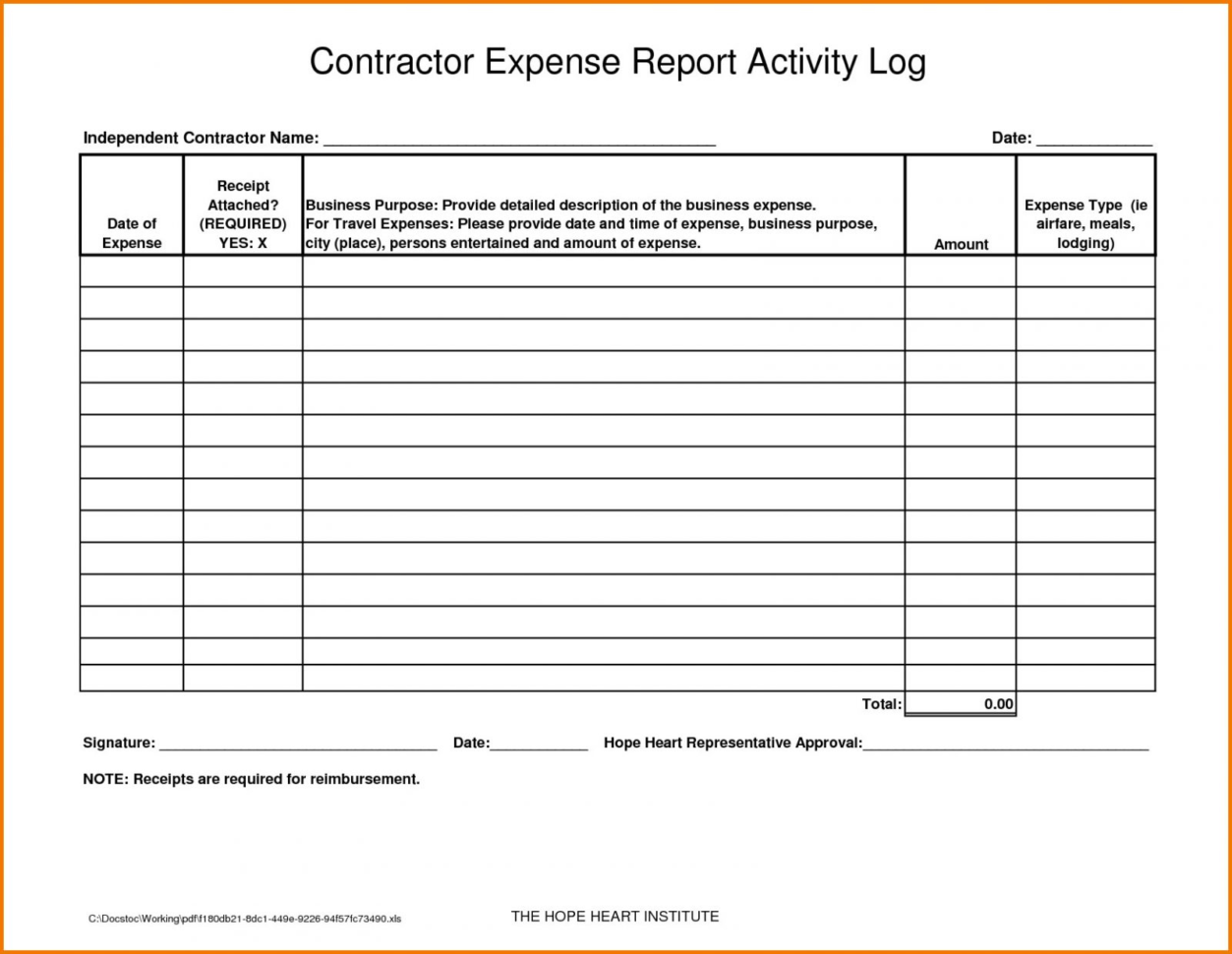 Spreadsheet Example Of Independent Contractor Expenses Selo L Ink Co Intended For Independent Contractor Expenses Spreadsheet
