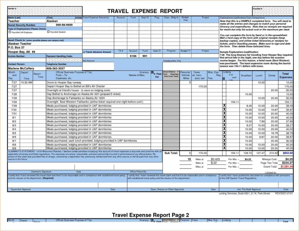Spreadsheet For Monthly Expenses   Tagua Spreadsheet Sample Collection To Monthly Expense Spreadsheet