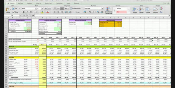 Spreadsheet For Rental Property Analysis Free | Papillon Northwan For Rental Property Spreadsheet Rental Property Spreadsheet Spreadsheet Software