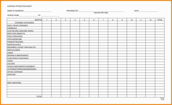 Spreadsheet Small Business Expenses Free Income And Budget Template To Business Expense Budget Template