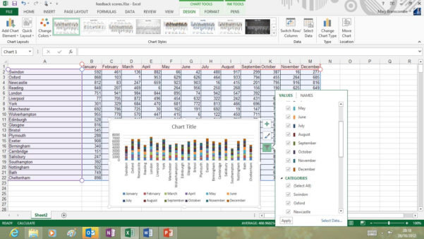 Spreadsheet Software: Top Five On The Market | Techradar Within Spreadsheet Software Programs