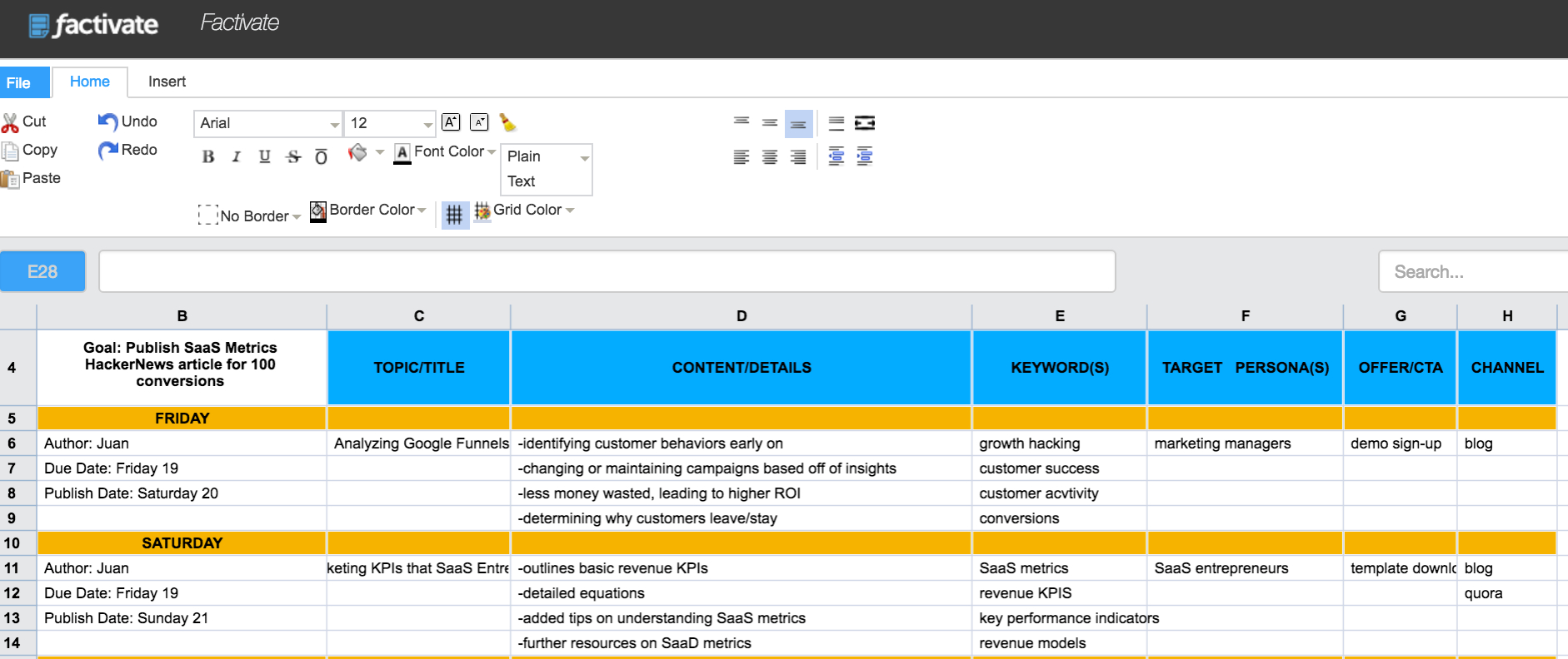 Spreadsheet Templates For Analyzing Social Media Marketing Techniques For Social Media Analytics Spreadsheet