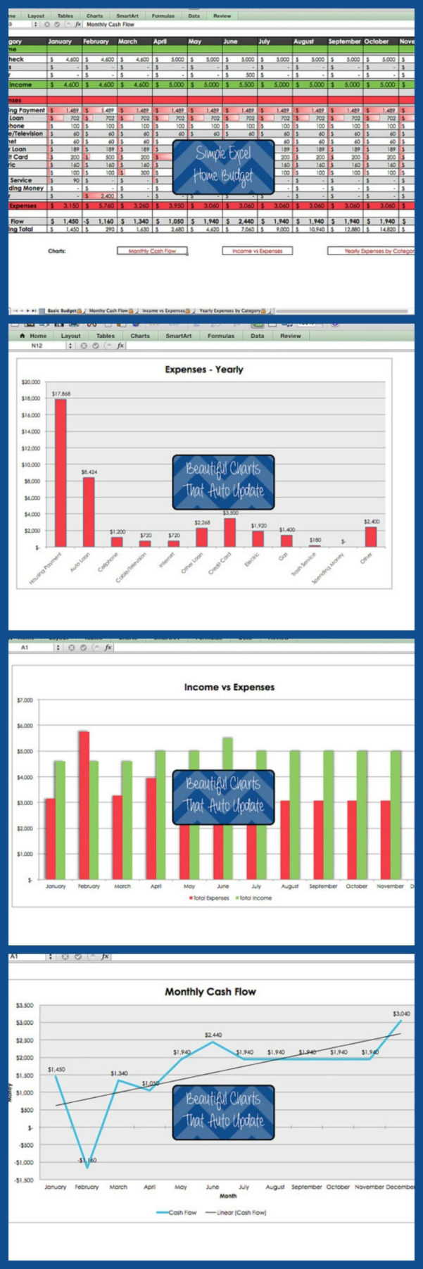 Spreadsheets To Help Manage Money Example Excel Simple Home Bud With Spreadsheets To Help Manage Money
