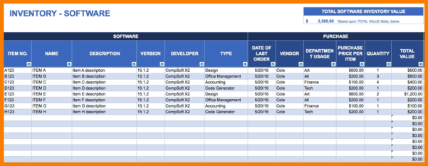 Stock Control Excel Template Free   Kimo.9Terrains.co Inside Free Inventory Control Spreadsheet