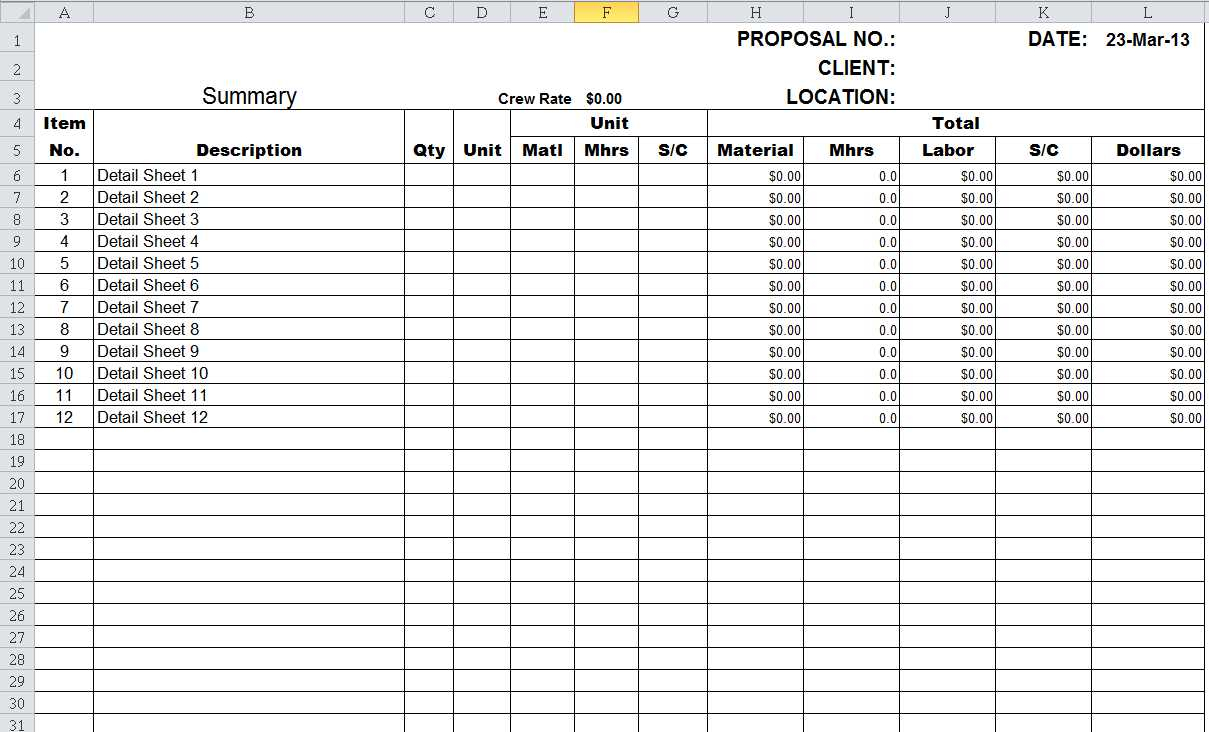 Structural Steel Takeoff Spreadsheet On Spreadsheet App For Android For Steel Takeoff Spreadsheet