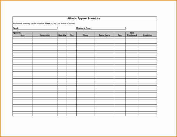 T Shirt Inventory Spreadsheet | Khairilmazri With T Shirt Inventory Spreadsheet
