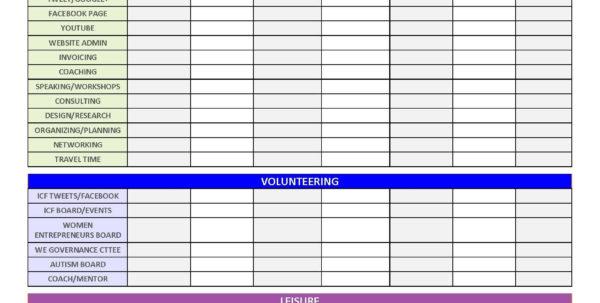 Template For Time Tracking « Kellie Garrett Throughout Time And Task With Time And Task Tracking Template