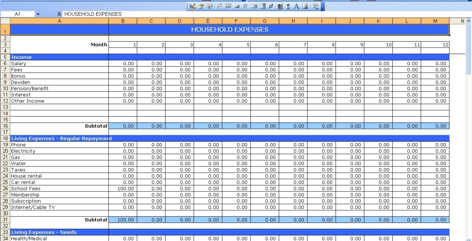 Templates : Invoice Spreadsheet Wonderful Accounting Template Xls Intended For Accounting Spreadsheets In Excel