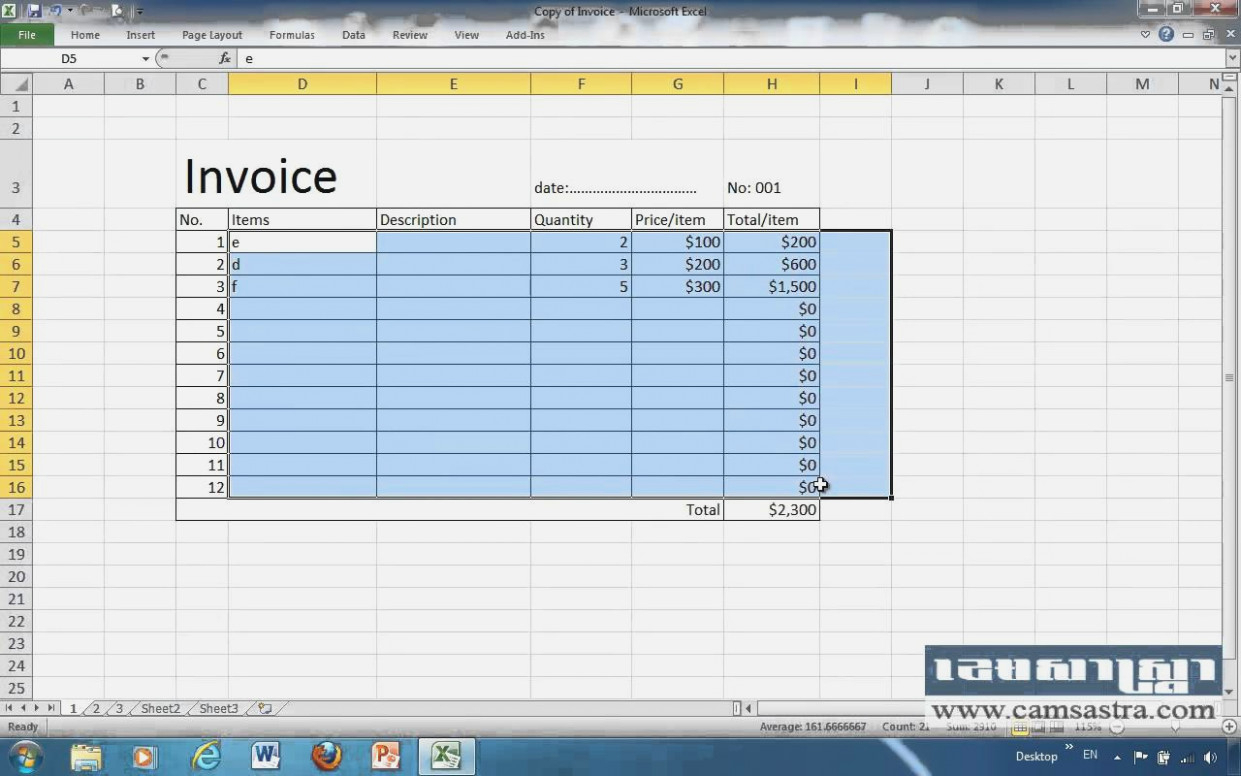 The 15 Secrets That You | Invoice And Resume Template Ideas And Create Invoices From Excel Spreadsheet