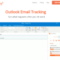 The Best Email Tracking Software For Outlook Online In 2017 Intended For Sales Team Tracking Spreadsheet