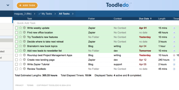 The Best Project Management Software: 50 Tools For Team Task Throughout Keeping Track Of Projects Spreadsheet