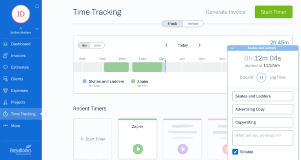 The Best Time Tracker Apps In 2018 For Task Time Tracker Excel