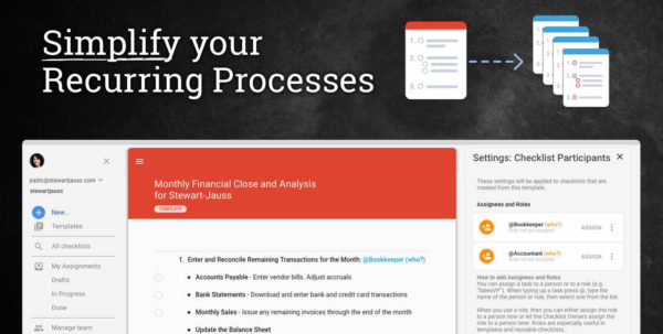 The Radically Simple Way To Automate Processes And Workflows To Month End Accounting Checklist Template