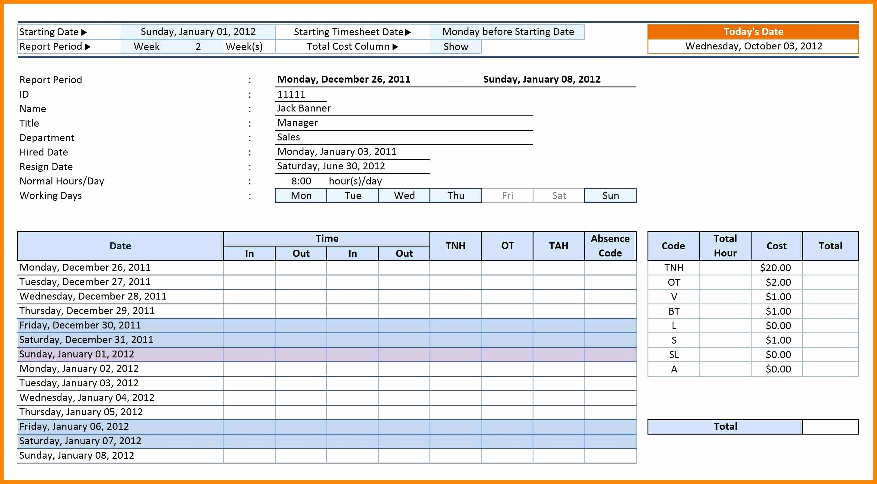 Time Management Sheet Pdf Functional Excel Time Tracking Spreadsheet Throughout Excel Time Tracking Template