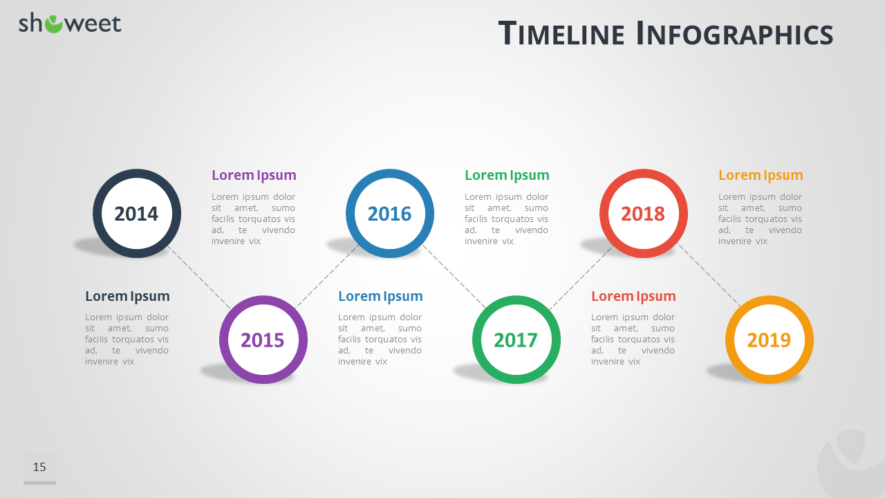 Timeline Infographics Templates For Powerpoint Within Project Timeline Template Ppt Free