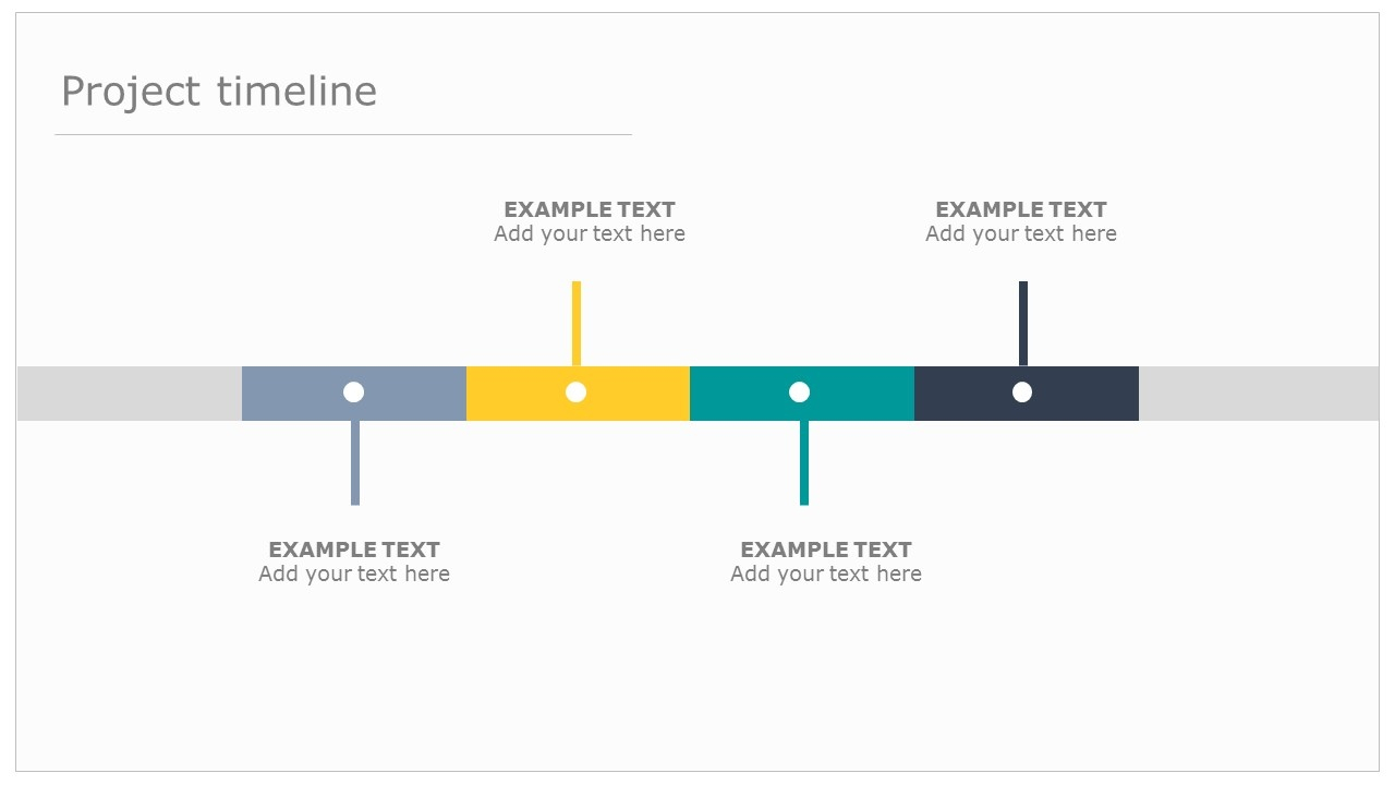 Timeline On Ppt   Durun.ugrasgrup And Project Timeline Template Ppt Free