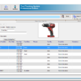 Tool Tracking System | Equipment Tracking Software Throughout Document Tracking System Excel