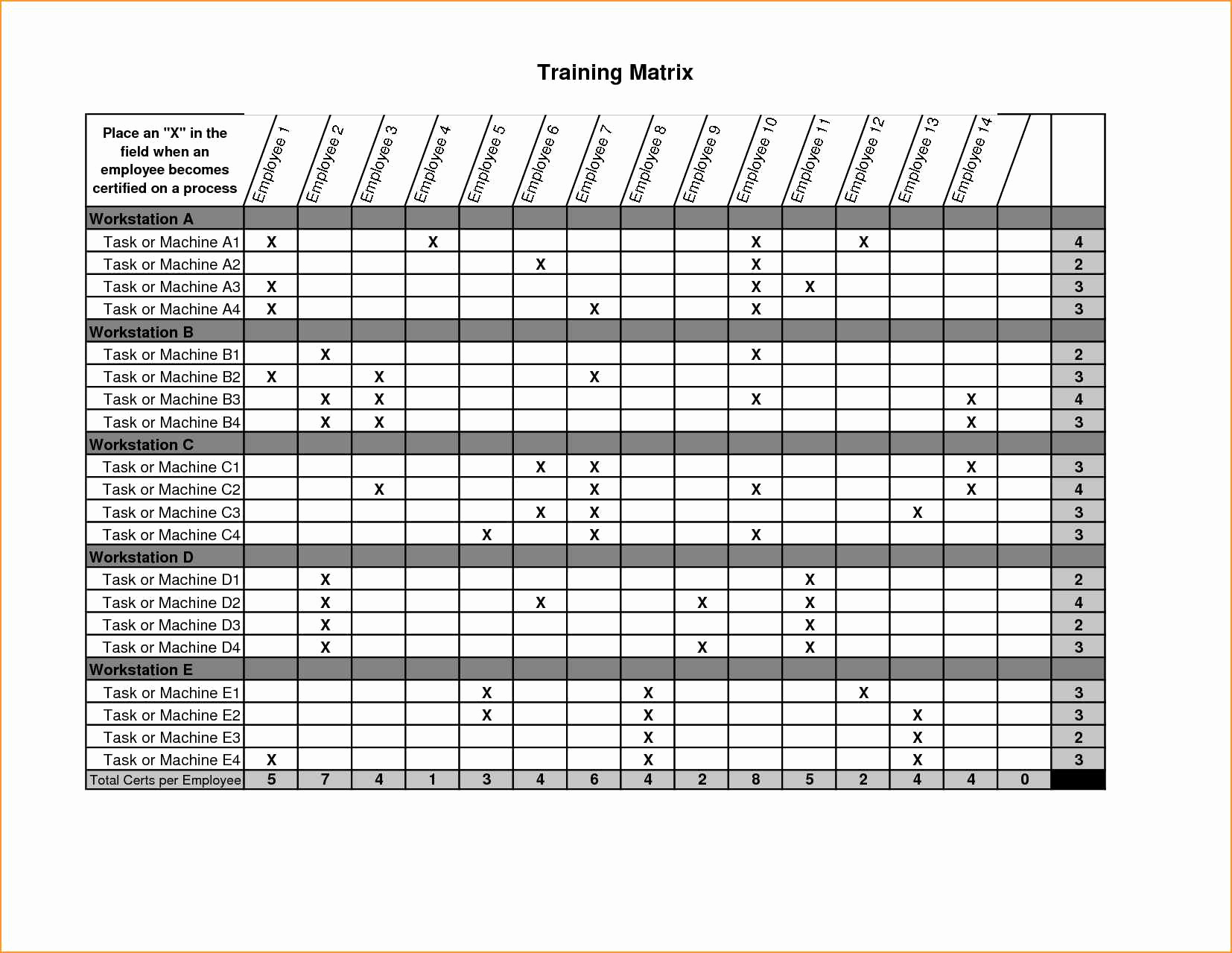 Tracking Employee Training Spreadsheet Elegant Excel Spreadsheet To Within Excel Spreadsheet Templates For Tracking Training