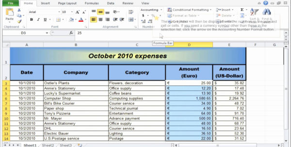 Using Microsoft Excel For Small Business Accounting Elegant Intended For Free Excel Templates For Accounting