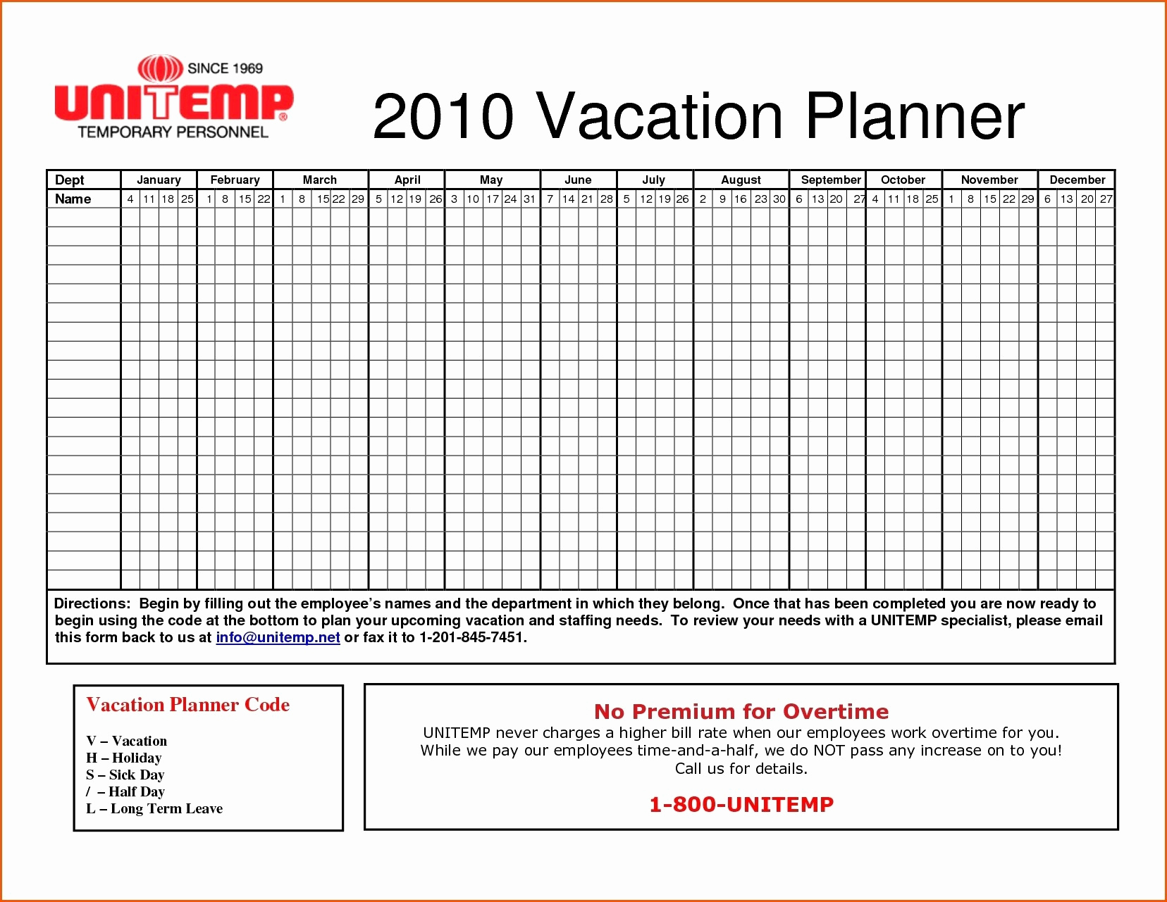 Vacation Accrual Calculator Excel Template Awesome Paid Time Off And Tracking Employee Time Off Excel Template