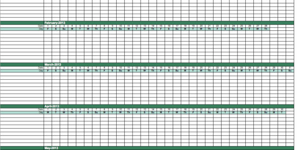 Vacation Tracker Spreadsheet On How To Make A Spreadsheet Open Within Vacation Tracking Spreadsheet