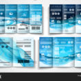 Vector Tri Fold Vector & Photo (Free Trial) | Bigstock In Business Applications Template