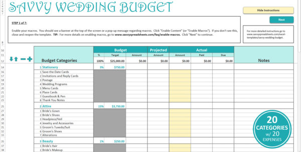 Wedding Budget Worksheet Excel Image High Resolution Template South With Budget Template Excel