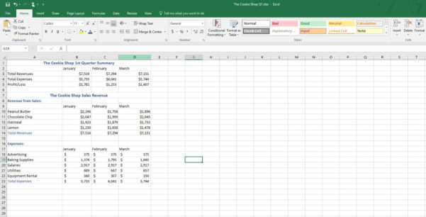 What Is Microsoft Excel And What Does It Do? With Excel Spreadsheet Software