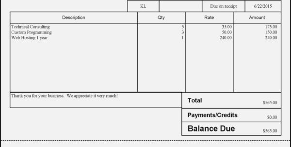 Why Quickbooks Invoice | Invoice And Resume Template Ideas With Invoice Template Quickbooks