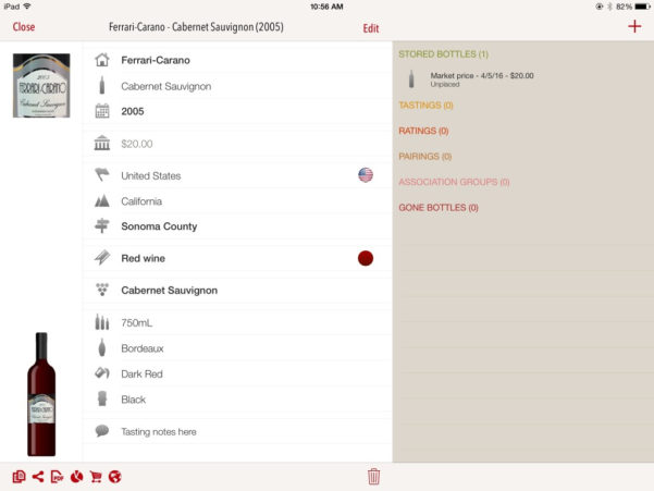 Wine Cellar Tracking Apps & Solutions – Iwa Wine Accessories Blog To Wine Cellar Inventory Spreadsheet