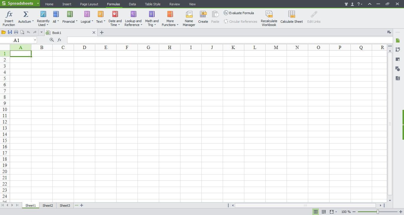 Wps Office: Free Alternative To Microsoft Office And Free Spreadsheets For Windows
