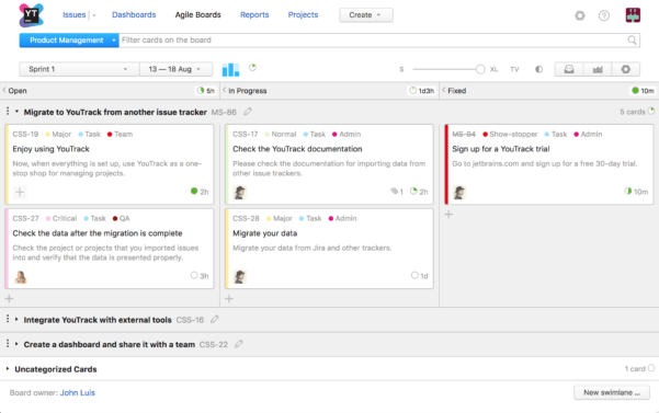 Youtrack: The Issue Tracking And Project Management Tool For With Project Management Bug Tracker