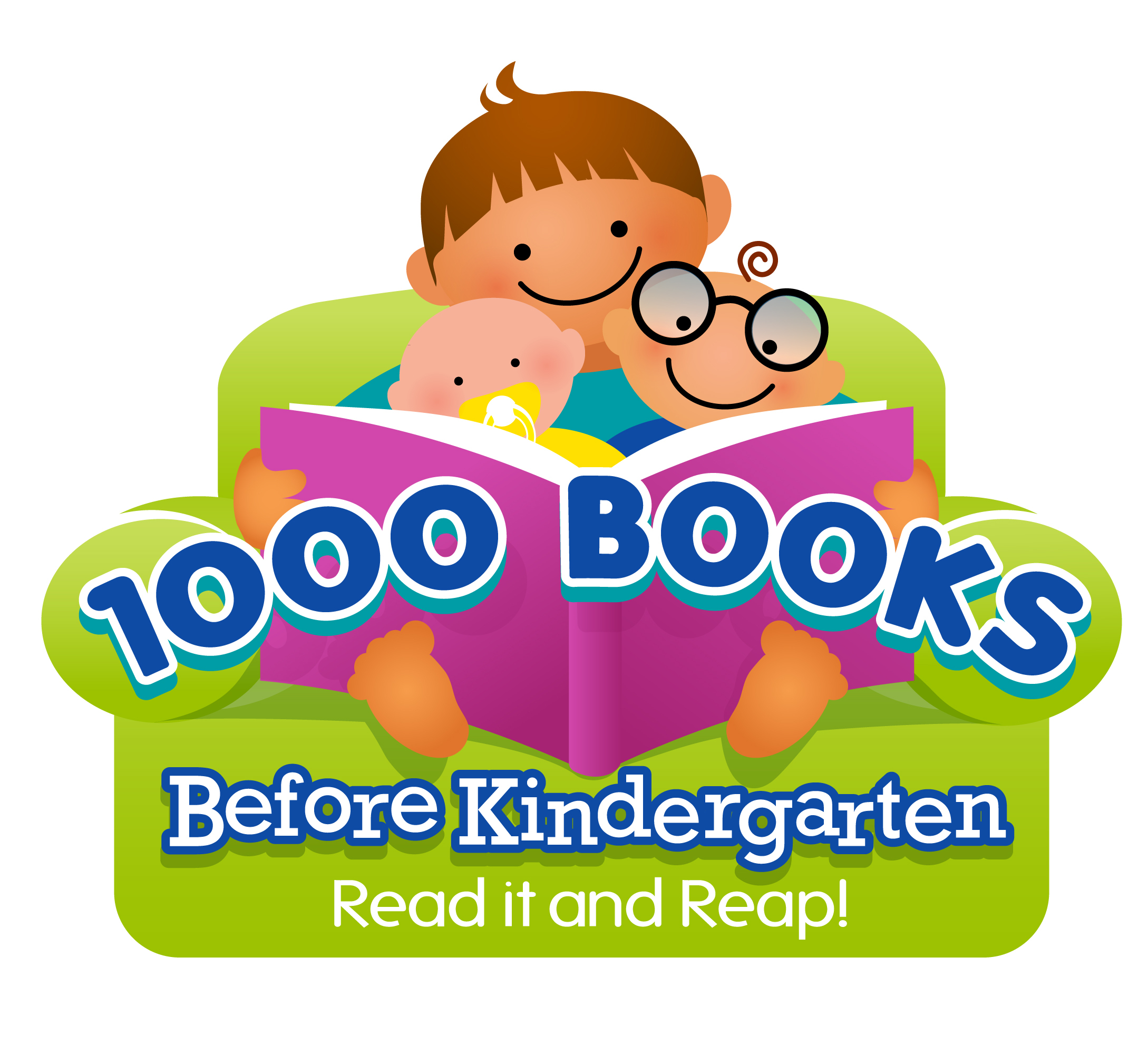 1001 Children's Books Spreadsheet With 1000 Books Before Kindergarten: Ready To Read  Ready To Learn