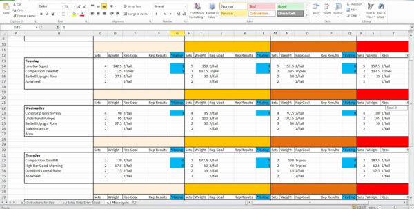 115Th Congress Spreadsheet With 3×3 Powerlifting Spreadsheet – Spreadsheet Collections